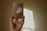 Heart journal inspired by Bon Iver 're: Stacks' lyrics