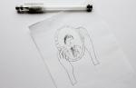 Preliminary idea sketch