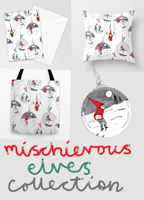 mischievous elves
