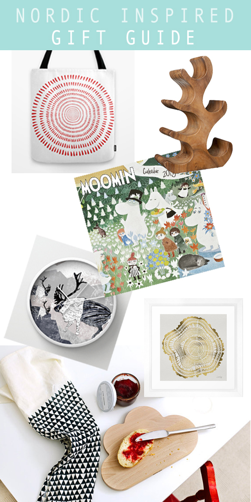 nordic inspired xmas gift guide