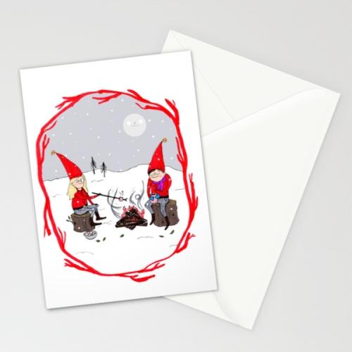 snow cards